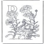 Różne - Alfabet D