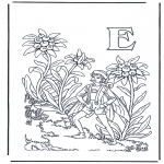 Różne - Alfabet E
