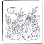 Różne - Alfabet G