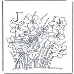 Różne - Alfabet J