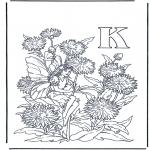 Różne - Alfabet K