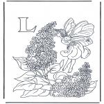Różne - Alfabet L