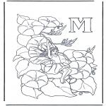 Różne - Alfabet M
