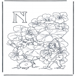 Różne - Alfabet N