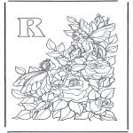 Różne - Alfabet R