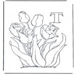Różne - Alfabet T