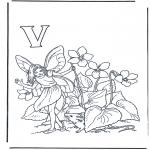Różne - Alfabet V