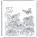 Różne - Alfabet Z