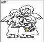 Anioły z bębnem