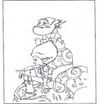 Bohaterowie Z Bajek - Artur i Minimki 1