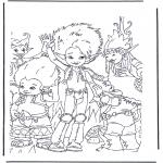 Bohaterowie Z Bajek - Artur i Minimki 2