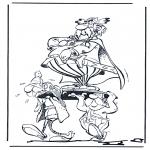 Bohaterowie Z Bajek - Asterix 4