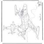 Różne - Avro CF-100