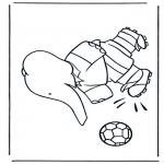 Przedszkolaki - Babar gra w piłkę