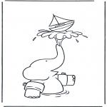 Przedszkolaki - Babar ze stateczkiem