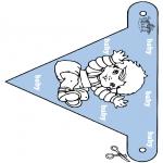 Tematy - Baby - Flaga 2