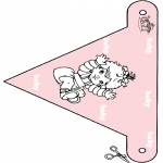 Tematy - Baby - Flaga 3