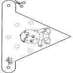 Tematy - Baby - Flaga 4