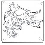 Bohaterowie Z Bajek - Bambi 1