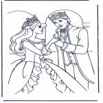 Tematy - Barbi z księciem