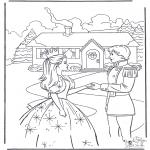 Bohaterowie Z Bajek - Barbie i Książe 2