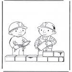 Przedszkolaki - Bob Budowniczy 2