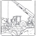 Przedszkolaki - Bob Budowniczy 3