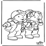 Przedszkolaki - Bob Budowniczy 8