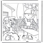Przedszkolaki - Bob Budowniczy