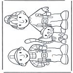 Przedszkolaki - Bob i Marta