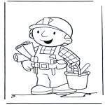 Przedszkolaki - Bob z płytą budowlaną