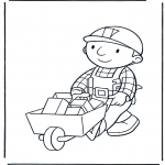 Przedszkolaki - Bob z Taczką 1