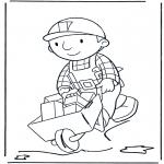 Przedszkolaki - Bob z taczką 2
