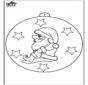 Bombka - Święty Mikołaj 2