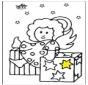 Boże Narodzenie - anioł 2