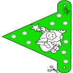 Boze Narodzenie - Boże Narodzenie flaga 10