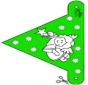 Boże Narodzenie flaga 10
