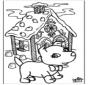 Boże Narodzenie - Pies 1
