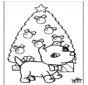 Boże Narodzenie - Pies 2