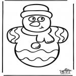Boze Narodzenie - Boże Narodzenie Window Color 1