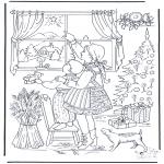 Boze Narodzenie - Bożonarodzeniowa Gwiazda