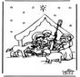 Bożonarodzeniowa obórka 2