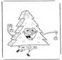 Bożonarodzeniowy SpongeBob 3