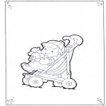 Przedszkolaki - Brzdąc w wózku