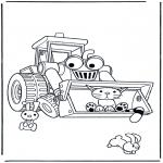 Przedszkolaki - Buldożer Boba