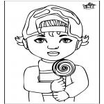 Przedszkolaki - Chłopiec 1