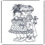 Różne - Chłopiec i dziewczynka