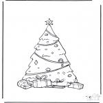 Boze Narodzenie - Choinka - Zdobienie