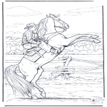 Różne - Cowboy na Koniu