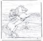 Cowboy na Koniu